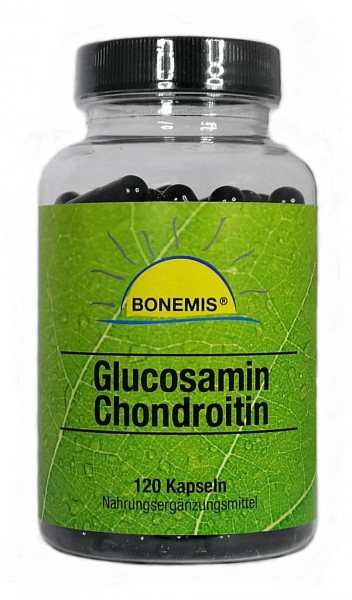 Bonemis® Glucosamin/Chondroitin, 120 Kapseln