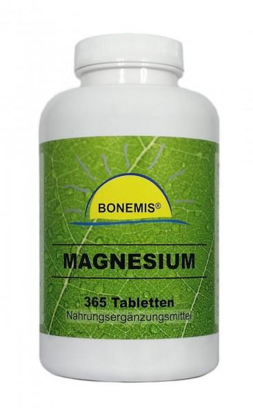 Bonemis® Magnesium, 365 Tabletten à 401 mg (Vorrat für 365 Tage)