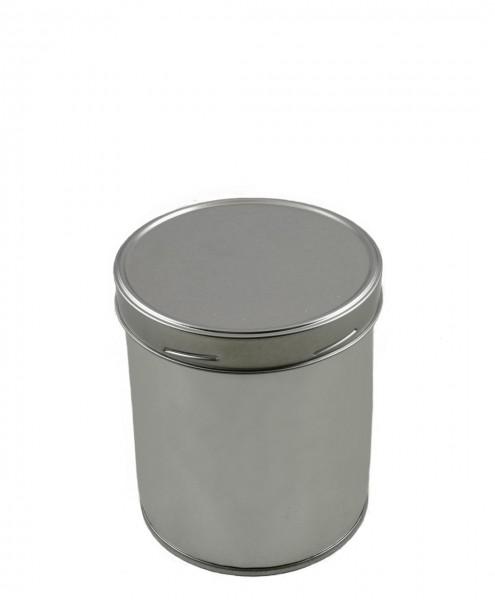 Aromadose / Nachfüllbehälter, 750 ml, aus hochwertigem Weißblech, mit Schraubverschluss