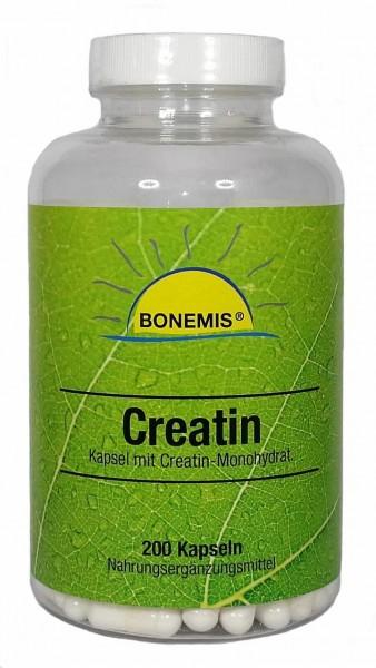 Bonemis® Creatin, 200 Kapseln