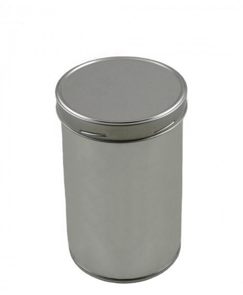 Aromadose / Nachfüllbehälter, 1300 ml, aus hochwertigem Weißblech, mit Schraubverschluss