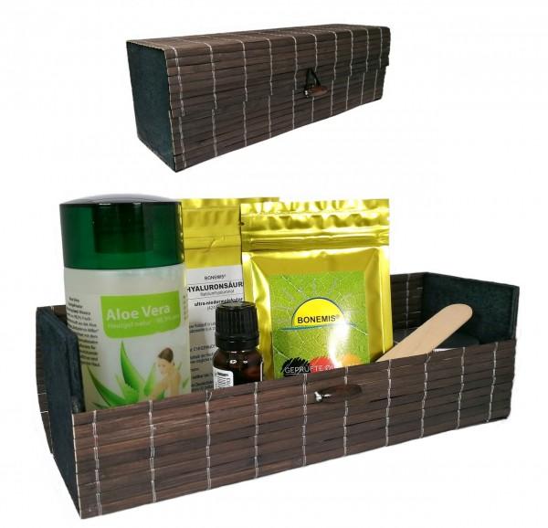 Bonemis® DIY-Set Naturkosmetik Hyaluron & Kollagen