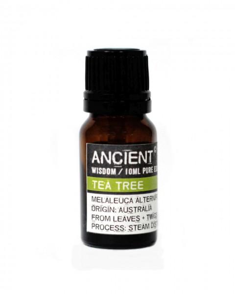Ätherisches Teebaumöl, 100% naturrein, 10 ml