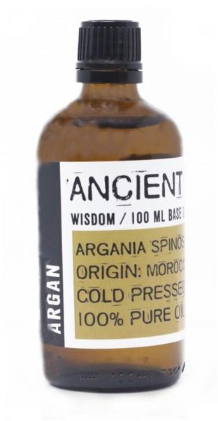 Arganöl, kaltgepresst, 100% natürlich, 100 ml